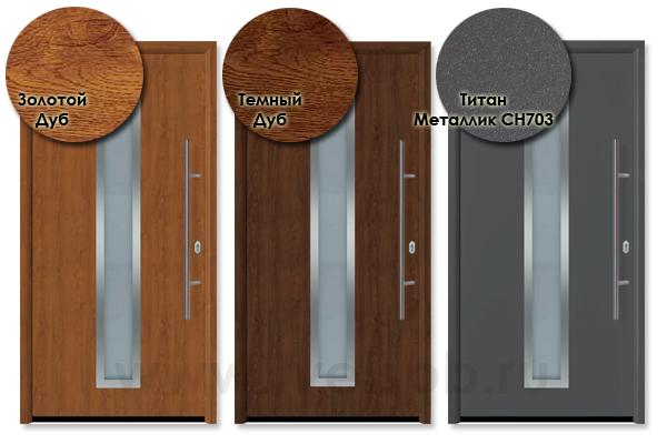 двери ThermoPlus2016 decograin