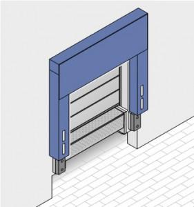 герметизатор проема DFC