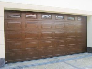 Гаражные ворота LPU-40