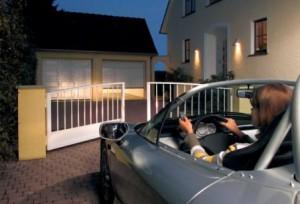 ворота Херманн в гараж