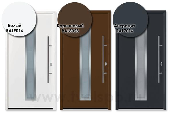 немецкие двери ThermoPlus