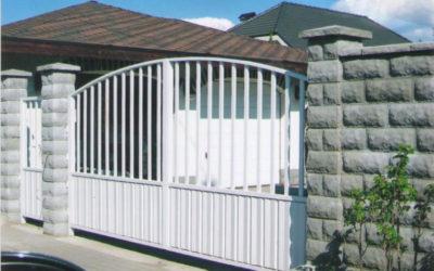 Распшаные ворота для вашего дома