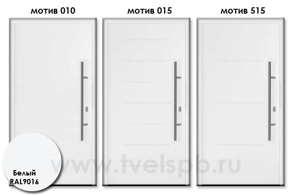 двери Thermo65 мотив 010 015 515