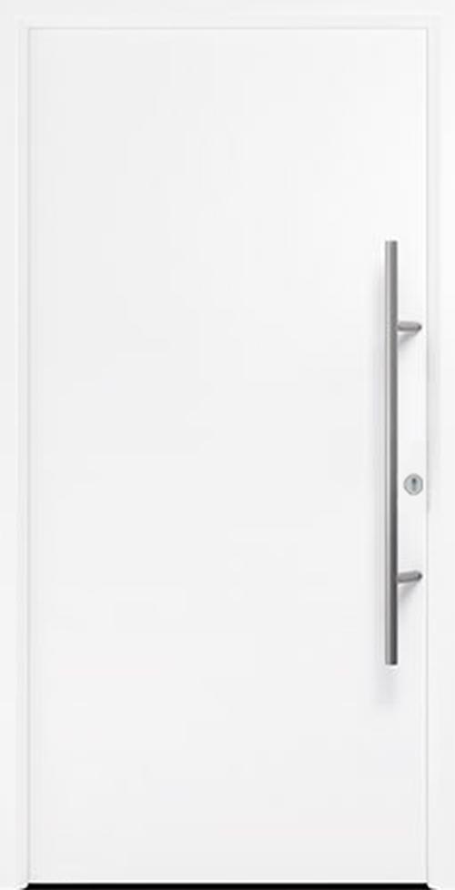 входная дверь Thermo 65 мотив THP 010 RAL9016