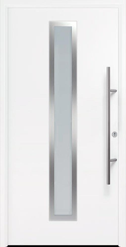 входная дверь Thermo 65 мотив THP 700S RAL9016