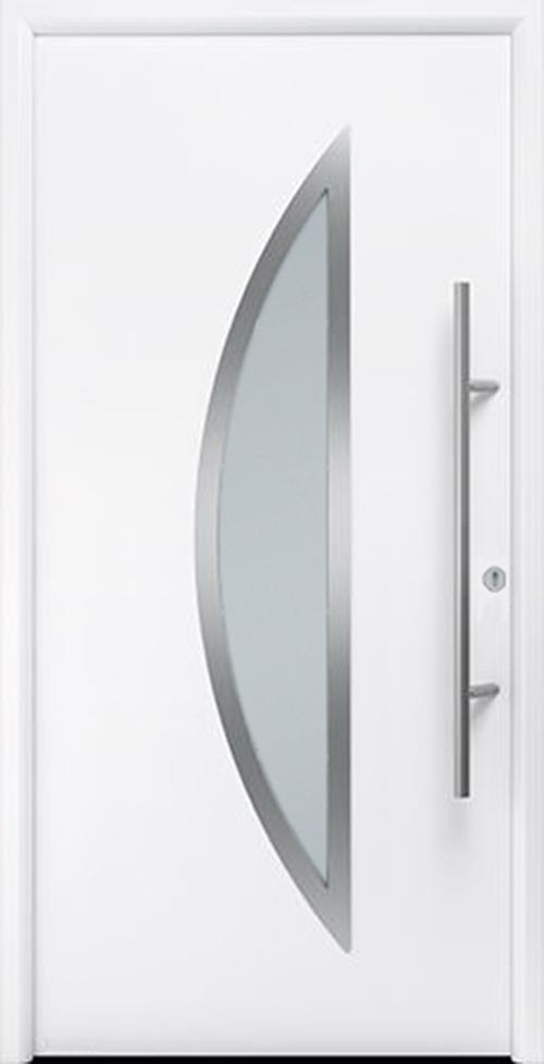 входная дверь Thermo 65 мотив THP 900S RAL9016