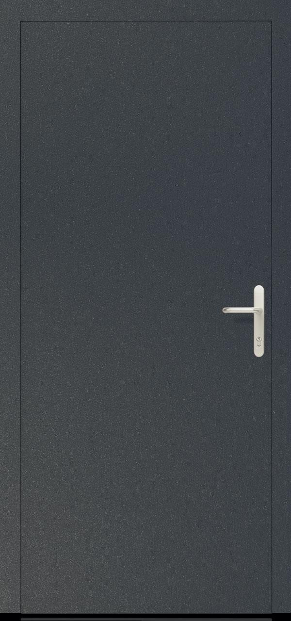 дверь Thermo 46 Титан Металлик CH703