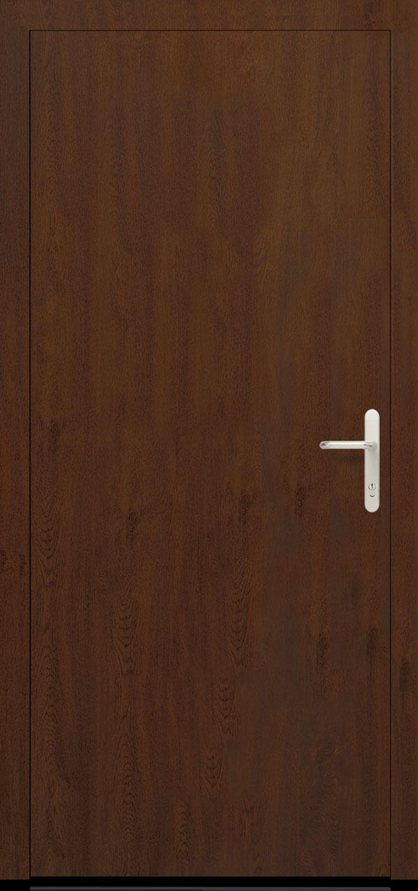 дверь Thermo 46 Темный Дуб Dark Oak