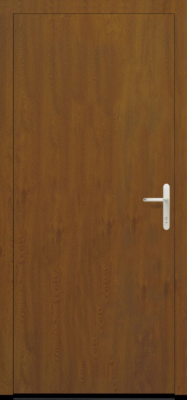 дверь Thermo 46 Золотой Дуб Golden Oak Херманн