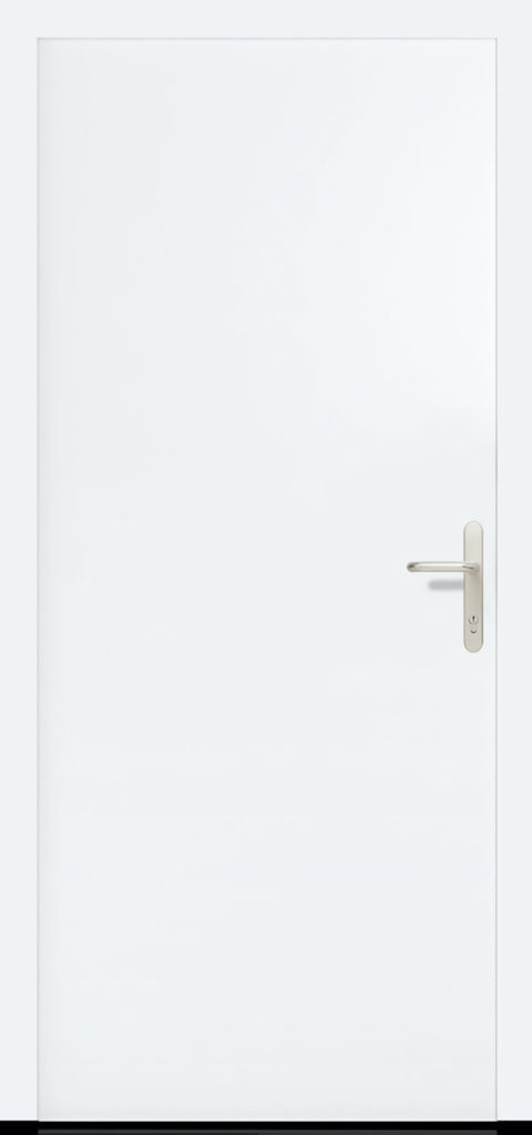 дверь Thermo 46 RAL9016 Херманн