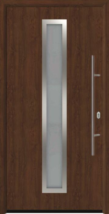 входная дверь Thermo 65 мотив THP 700A Темный Дуб Dark Oak -1