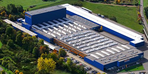 Freisen — завод фирмы Херманн