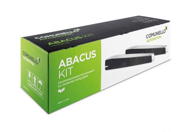 упаковка comunello abacus